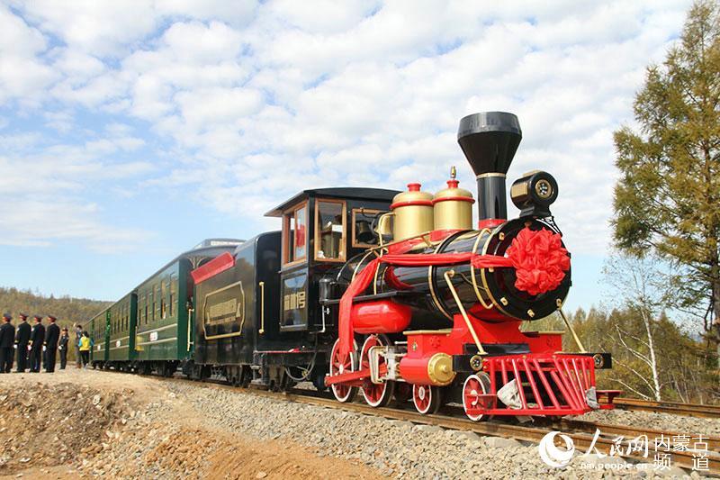 森林1号小火车再启征程
