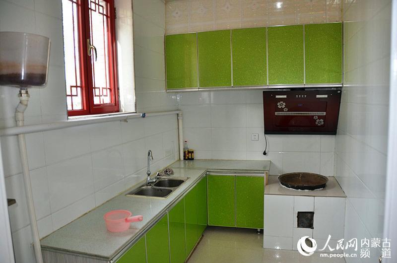农村的厨房和卫生间设计图展示
