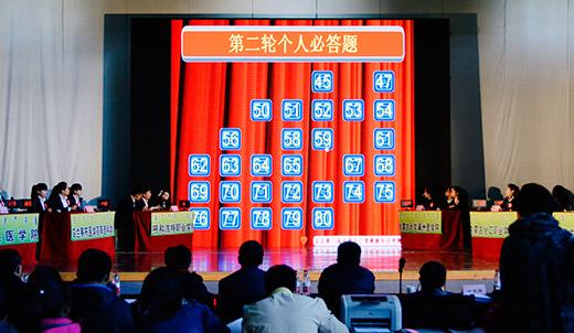 内蒙古高校大学生心理健康知识竞赛决赛:内蒙
