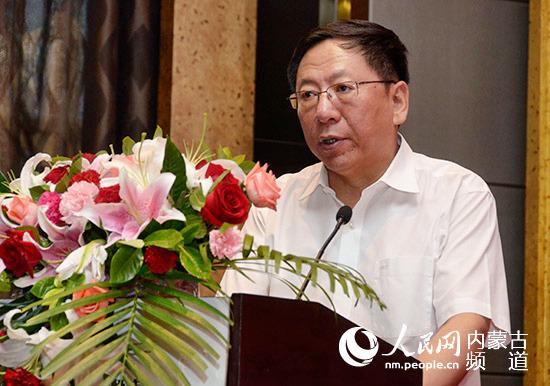 内蒙古第二届蒙医药财产博览会在通辽市举办