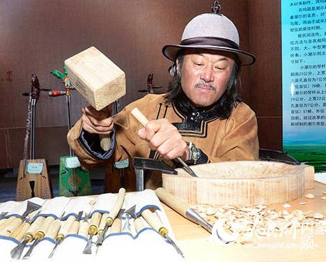 草原文化遗产保护日展示活动