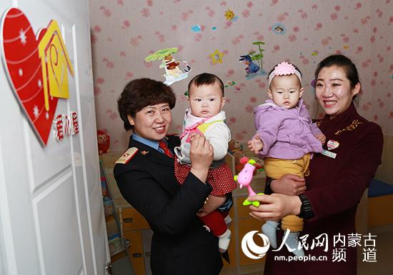 """呼和浩特市:母婴室需求量大但利用率低 实现""""放心哺乳""""仍需各方努力"""