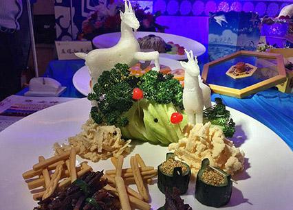 内蒙古美食文化节开幕