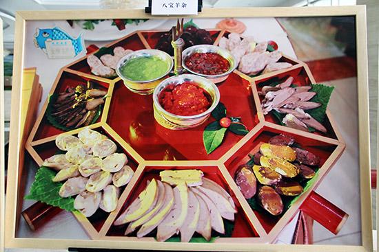 蒙古族美食摄影展走进百姓身边 弘扬民族文化