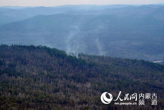 内蒙古大兴安岭连发三起森林火灾