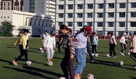 2017年全区体育、英语、学前教育专业在校大