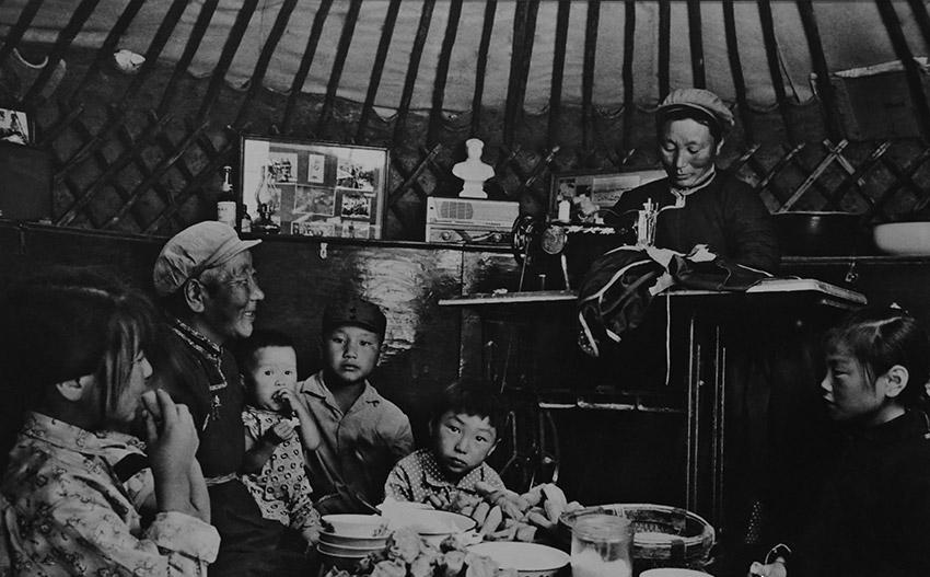 蒙古包托儿所