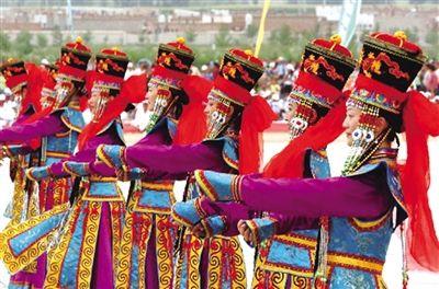 乌兰牧骑:红色文化轻骑兵