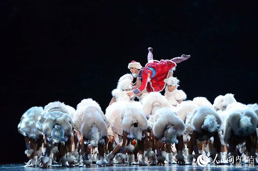 民族舞剧《草原英雄小姐妹》11月将赴国家大剧院展演