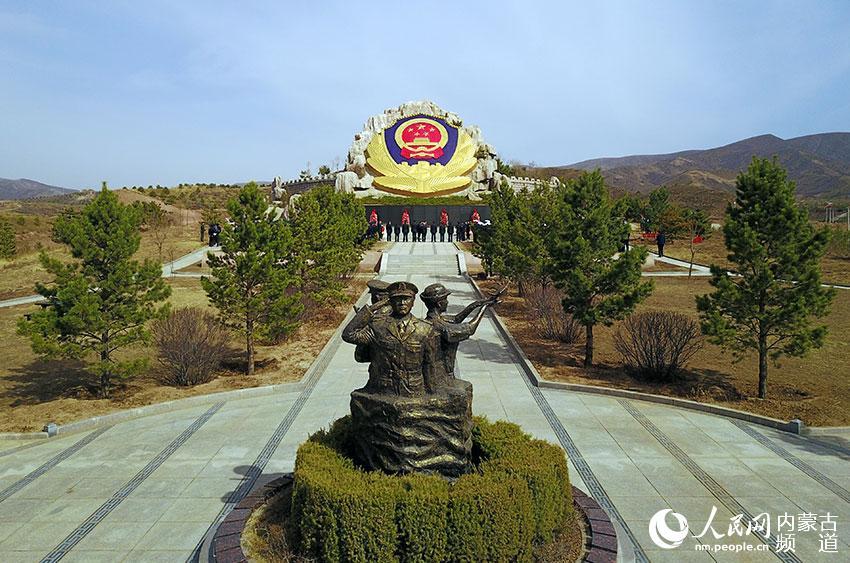 内蒙古英烈纪念园