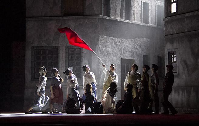 内蒙古将于5月4日上演话剧《信仰的力量》