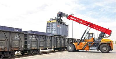铁路货运价格下调助力社会物流降本