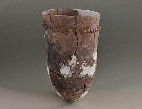 先秦时期聚落遗址被发现        内蒙古文物考古研究所在敖汉旗热水汤村发现先秦时期聚落遗址。
