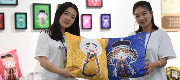 近5万件作品亮相2018内蒙古创意设计展