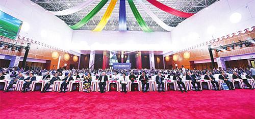 2018内蒙古国际能源大会剪影