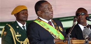 津巴布韦总统呼吁各方弥合政治分歧共同发展经济