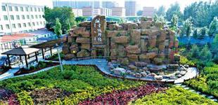 青城驿站:一道文明风景