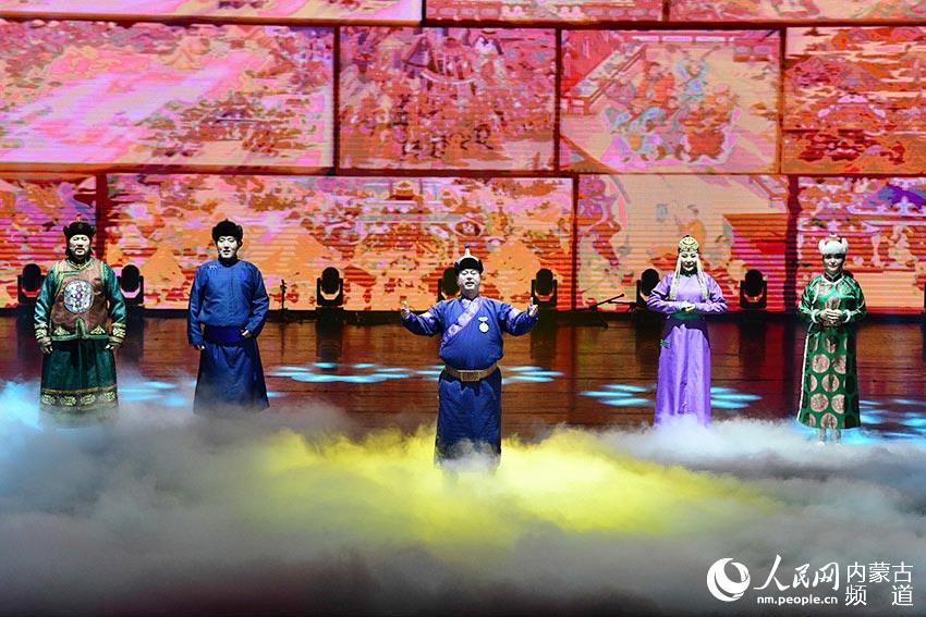 蒙古族民歌潮尔道《圣主成吉思汗》