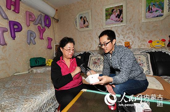 健康智能新年货女子遭婆婆虐待开启健康新生活