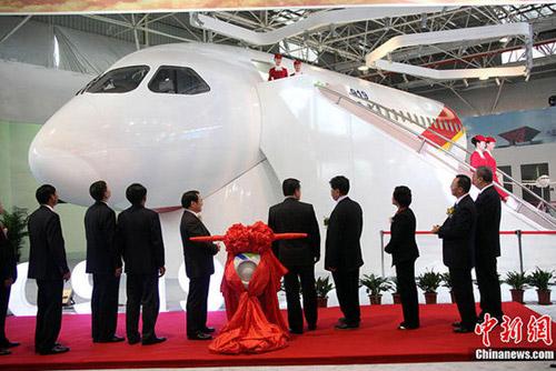 珠海航展今日开幕 国产大飞机将首次亮相