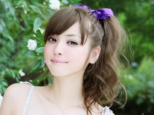 日本最美女大学生揭晓